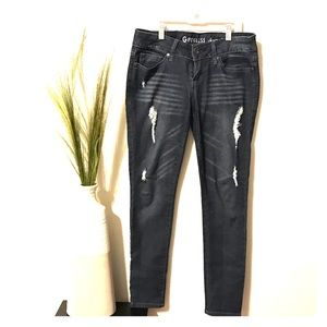 G by guess Suzette super skinny jeans